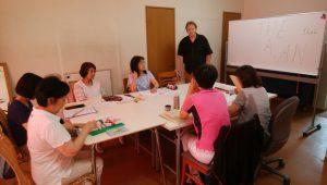英語で会話を楽しむ大人グループクラス
