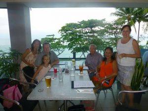 オーストラリアの家族写真ヒロコ