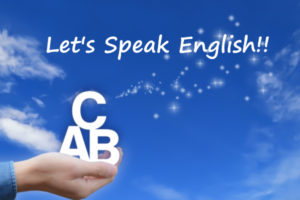 lets speak english